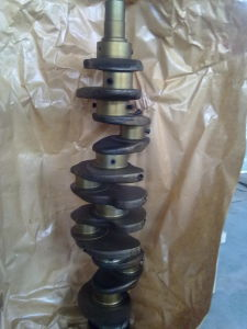 Crankshaft S6d95 Forging for Komatsu Car pictures & photos