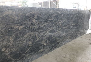 China Juparana Granite Slab for Tiles/Countertops pictures & photos
