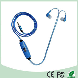 Metal Design Mobile Phone Accessories LED Glowing Earphone (K-788) pictures & photos