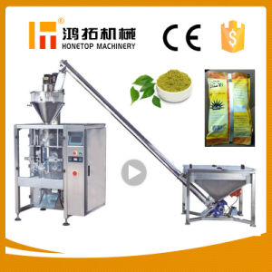 Pouch Packaging Machine for Herb Powder pictures & photos