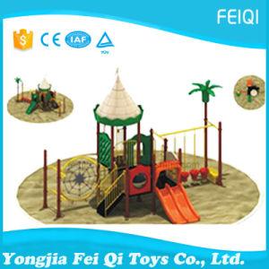 Best Choice Factory Price Plastic Slide Swing Set Castle Series (FQ-CL0252) pictures & photos