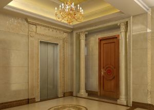 Elevator Display Villa Used Residential Home Elevator pictures & photos