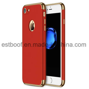 PC with Chrome Coated 3 in 1 Phone Case pictures & photos