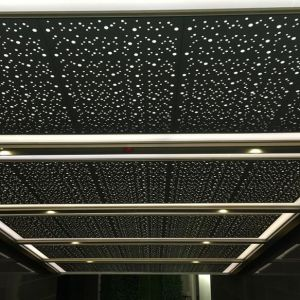 Aluminum Customized Perforarted Ceiling Panel with Factory Piece pictures & photos
