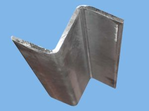 Cold Bending Q235 Z Steel Channel