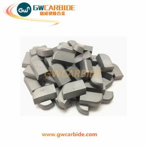 Sintered K10 Tungsten Carbide Brazed Tips pictures & photos
