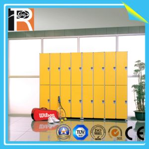 Customizable HPL Gym Lockers (L-6) pictures & photos