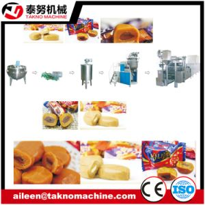 Automatic Central-Filling Soft-Milk Candy Production Line (TNF300) pictures & photos