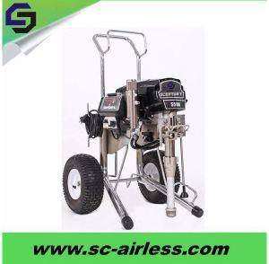 5L/Min Large Flow Short Pump Type Paint Sprayer St500 Airless Paint Sprayer pictures & photos