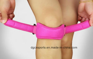 Breathable Adjustable Neoprene Knee Strap Bands pictures & photos