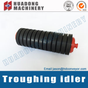 Impact Belt Conveyor Buffer Support Roller for Conveyor pictures & photos