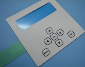 Electrical Control Keypad Membrane Switch with Housing pictures & photos