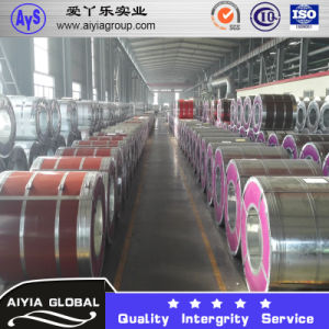 CGCC Cgch Color Coated Steel for Sign Material Hot Dipped Galvanized Steel Coil pictures & photos