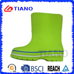 2017 New Hot Colorful Comfortable EVA Rain Boots (TNK35592) pictures & photos
