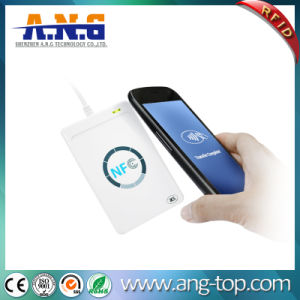 Full Speed USB Desktop NFC Card Reader for Access Control pictures & photos
