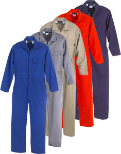 with En 11611 100%Cotton Flame Retardant Garments pictures & photos