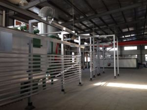 Powder Spray Coating/Painting Machine for Suspension Line pictures & photos