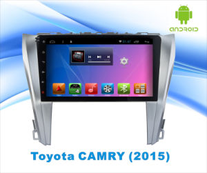 Android System GPS Navigation Car DVD for Toyota Camry 10.1 Inch Touch Screen with WiFi/TV/MP4 pictures & photos