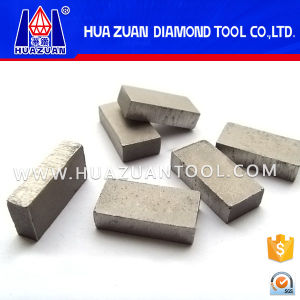 Manufacturer Supply Gangsaw Diamond Segment pictures & photos