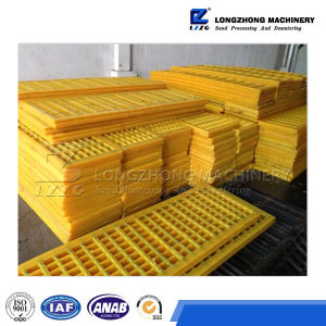 Abrasion Resistant PU Sand Screen for Ore Usage pictures & photos