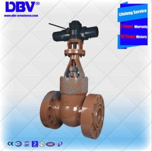 Electric High Pressure Industrial Gate Valve