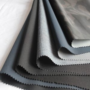 Double Color Polyester Composite TPU and 30d Tricot (SL22052-4) pictures & photos
