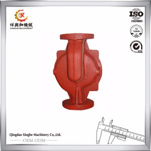 2017 Customized Concrete Pump Part with Sand Cast pictures & photos