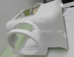 High Precision CNC Machining Plastic Products/Rim Molding pictures & photos