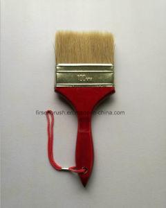 Blcak Bristle Wooden Handle Paint Brush pictures & photos