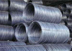 Low-Carbon Steel Wire Rod/Hot Rolled Steel Wire for Building pictures & photos