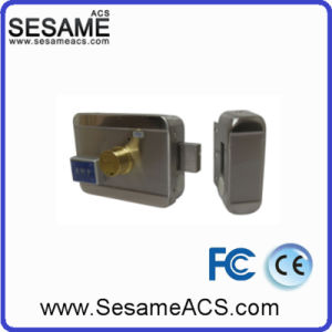 Remote Electric Control Door Lock with Swiping Card for Doors (SEC4) pictures & photos