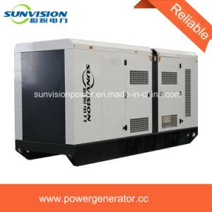 Heavy Duty Cummins Generator Set 500kVA with Cummins Engine pictures & photos