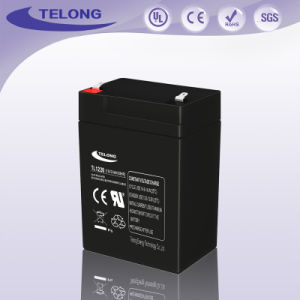 Telong 12V2.6ah Children Cars Rechargeable Lead Acid Battery pictures & photos