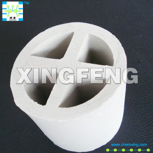 17-23% Ceramic Cross Partition Ring Columns Packing pictures & photos