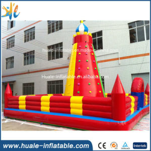 China Custom Inflatable Rock Climbing, Inflatable Climbing Wall, Inflatable Obstacle Games for Kids pictures & photos