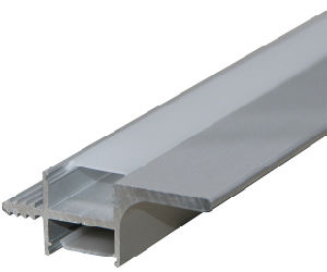 European Style Aluminium Profile Housing for LED Strip Light pictures & photos