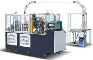 Gwt-660 Double Wall Paper Cup Forming Machine pictures & photos