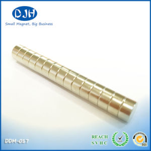 6*3 Magnetic Permanance Neodymium Magnets Round Size Big Power pictures & photos