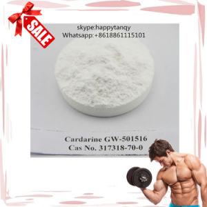 Factory Supply Gw-501516 Sarms Powder Gw-501516 Cardarine pictures & photos