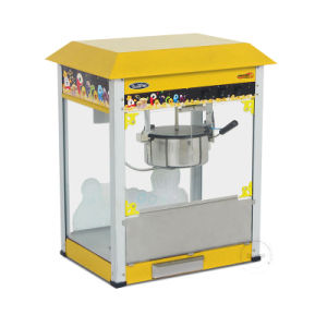 Hot Sale Popcorn Machine Yellow Eb-08 pictures & photos