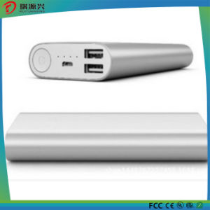 10400mAh Quick Charge Mobile Battery with LED Light pictures & photos
