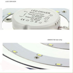 16W Construction Hole Ø 260mm LED Round Ceiling Light with Ce RoHS & UL pictures & photos