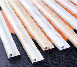 Metal Tile Profiles in White Colors pictures & photos