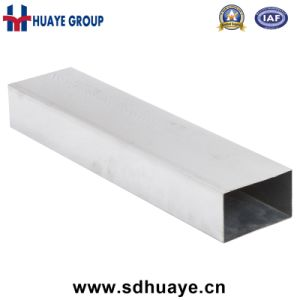 China Huaye Stainless Steel Tubes Decorative Welded Pipes pictures & photos
