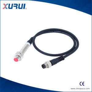 Wholesale M8 PNP NPN Complete Metal Housing Inductive Proximity Switch Sensor pictures & photos