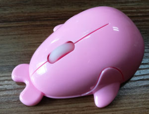 Wholesale Mini Jo14 3D Wired Optical Mouse pictures & photos