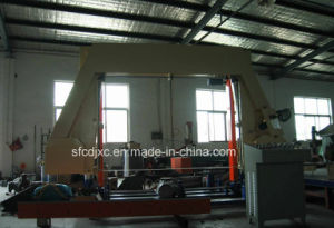 Auto Horizontal Foam Cutting Machine (PQ) pictures & photos