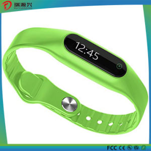 Touch Screen Heart Rate Smart Watch Bracelet pictures & photos