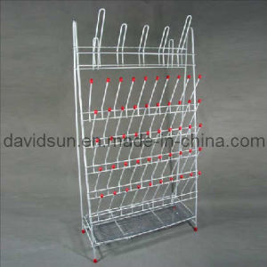 Laboratory Metalware Draining Rack Made in China pictures & photos