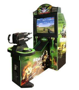Game Machine Four Guns Arcade Game Machine Shooting Game pictures & photos
